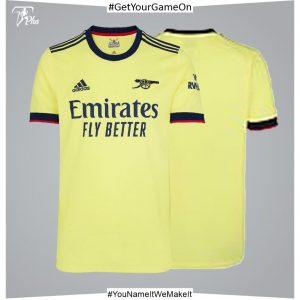 Arsenal Adult 21-22 Away Shirt