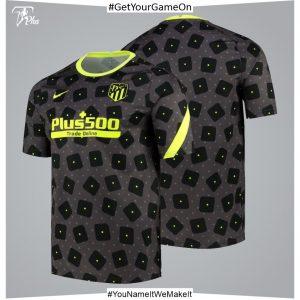 Atlético de Madrid T-Shirt - Black