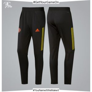 Manchester United European Training Pants - Black
