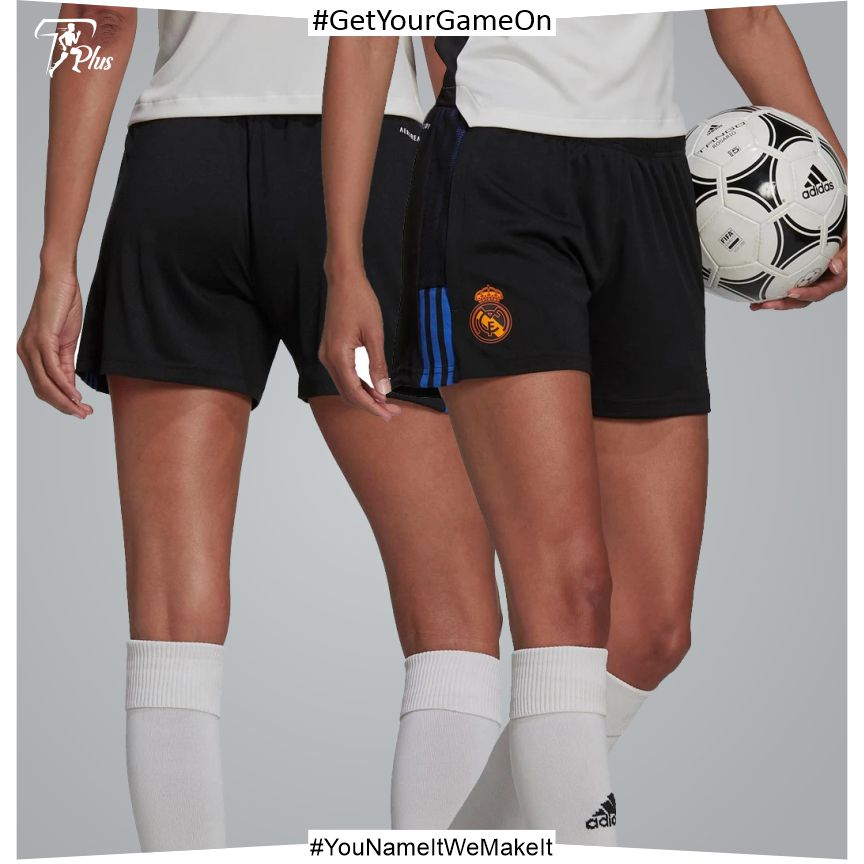 Real Madrid Women's Training Shorts 21-22
